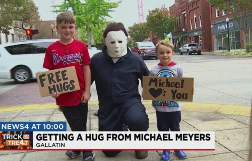 One Gallatin man is going the extra mile by bringing a horror character to life in the streets of his city this week. News 4 came across a man at Gallatin Square that looks just like Michael Myers from the Halloween movies