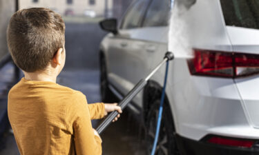 Do your children know how to help maintain the family vehicle? It's an important skill they should know by the time they are adults