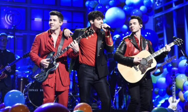 The Jonas Brothers have a Netflix special coming.