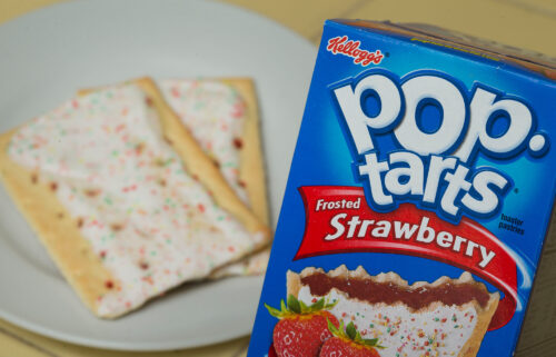 A Kellogg's customer has filed a $5 million lawsuit alleging Pop-Tarts don't have enough strawberries.