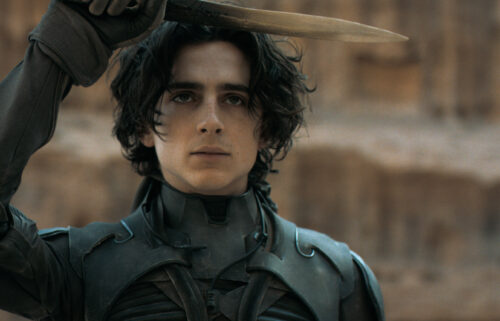 """Warner Bros. announced on Tuesday that """"Dune: Part Two"""