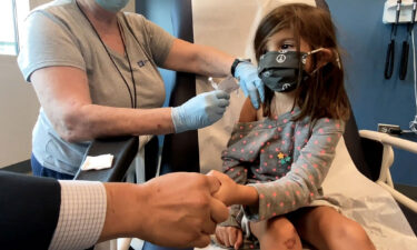 Children ages 5 to 11 in the United States may be able to receive their Covid-19 vaccine in the first two weeks of November. Bridgette Melo