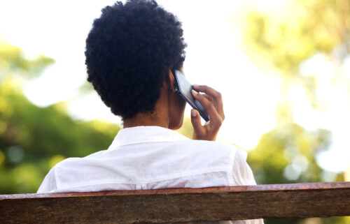 Our societies are becoming less reliant on talking on the phone.