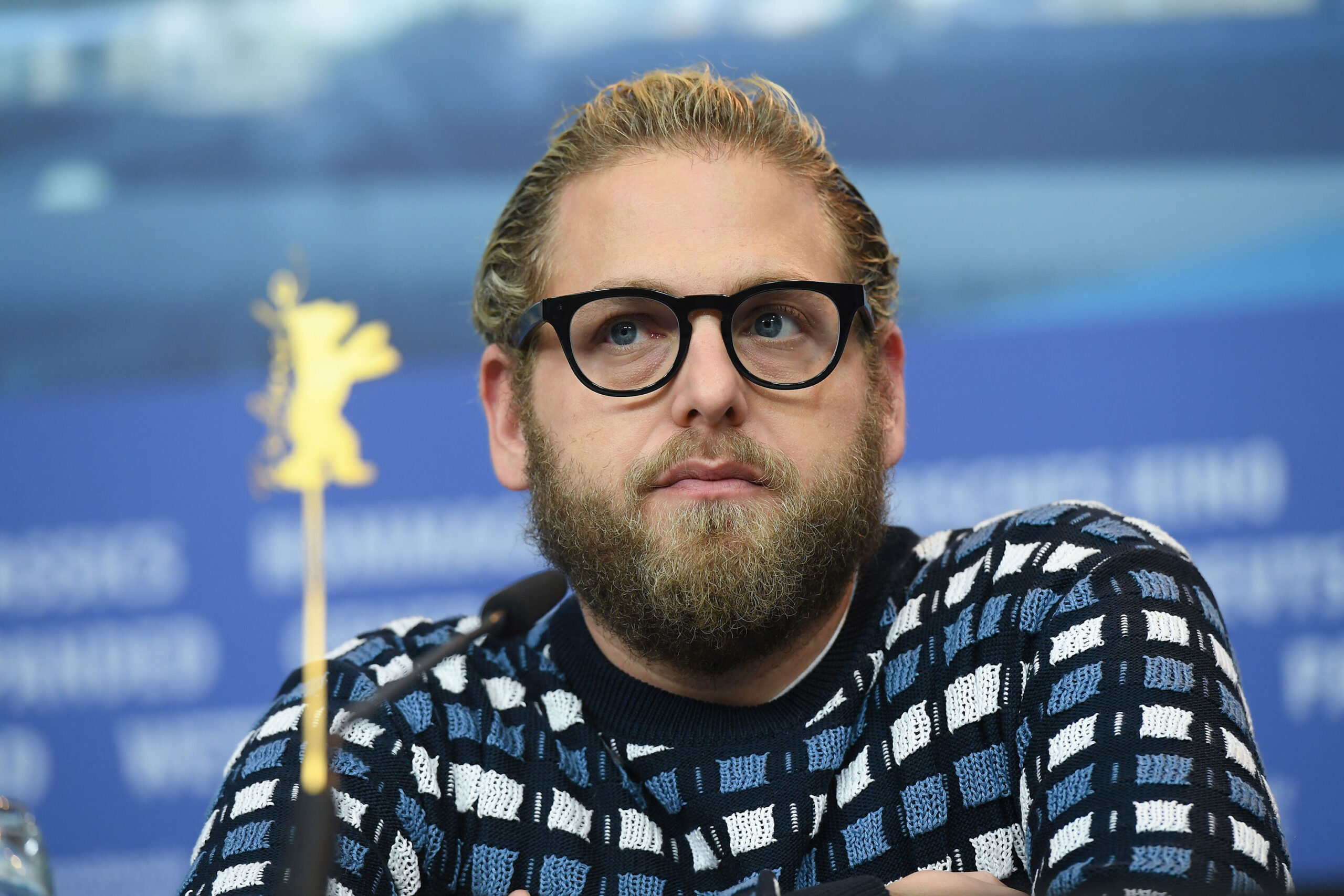 <i>Stephane Cardinale/Corbis via Getty Images</i><br/>Jonah Hill has taken to Instagram to ask followers not to comment on his body.