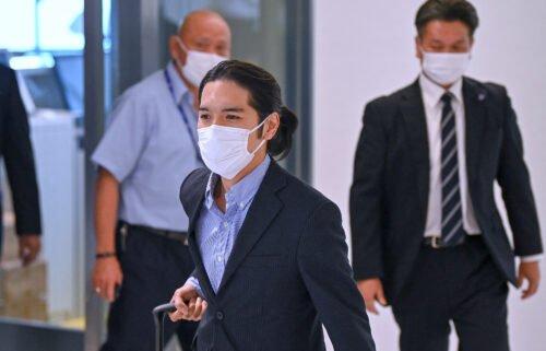 Japan's Princess Mako has married her non-royal college sweetheart Kei Komuro