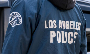 More than a quarter of the Los Angeles Police Department's and Los Angeles Fire Department's sworn members remain unvaccinated ahead of the city's Wednesday deadline for municipal workers to be vaccinated against Covid-19.