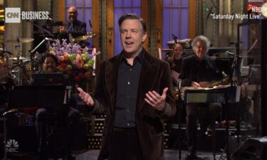 """Jason Sudeikis returned to host """"Saturday Night Live"""" this weekend."""