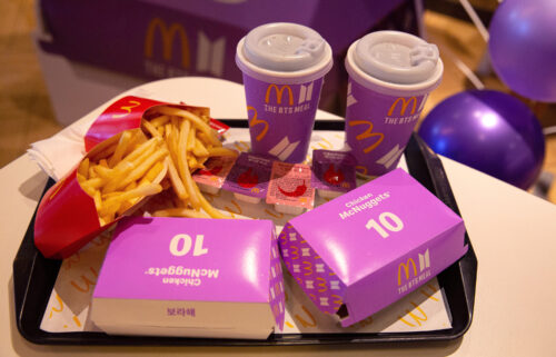 McDonald's gets a big boost from higher prices