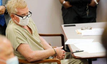 A South Carolina judge denied bond Tuesday to Alex Murdaugh. Murdaugh is shown here during a bond hearing