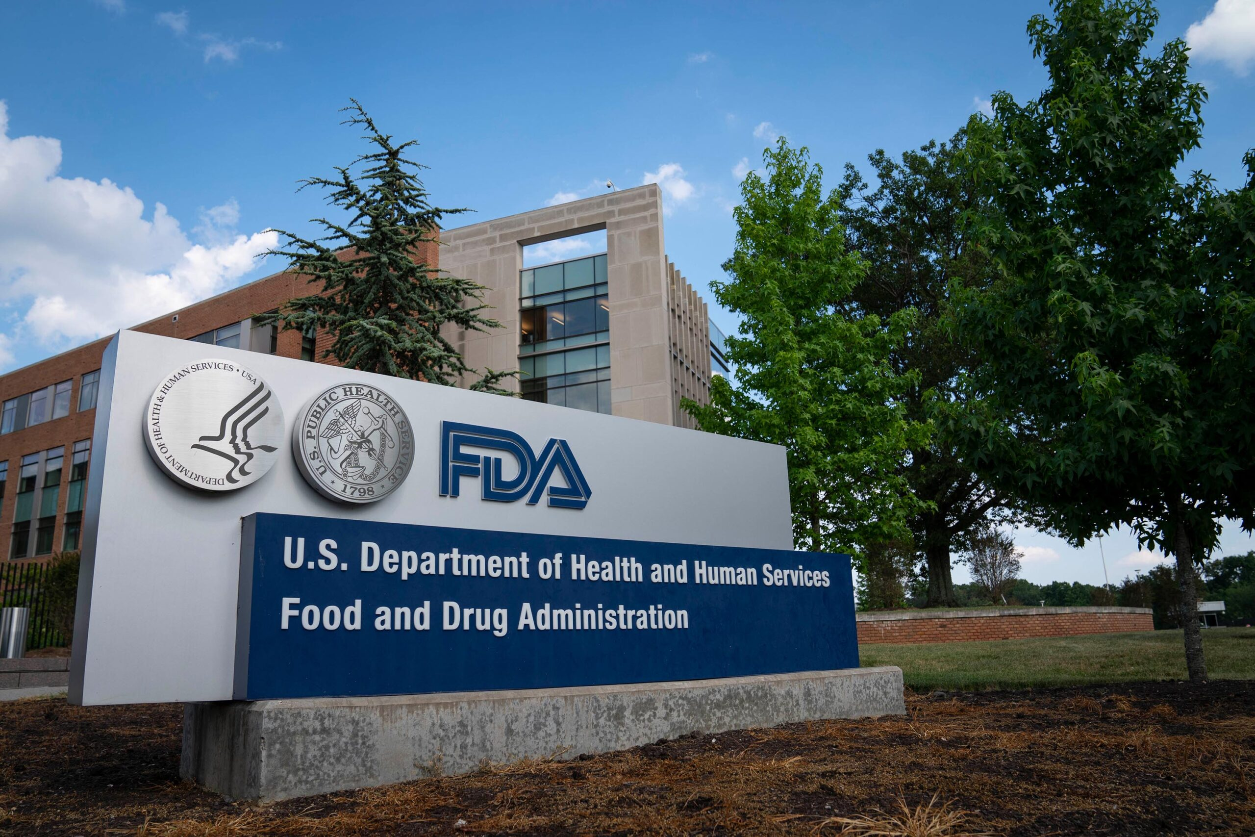 The US Food and Drug Administration said Tuesday it had authorized e-cigarette products for the first time ever, giving permission to R.J. Reynolds to sell three of its Vuse vape products.